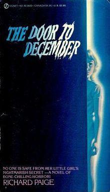 Richard Paige Also By Leigh Nichols Aka Dean R Koontz Later Re Released Under Dean Koontz Dean Koontz Books December Dean Koontz