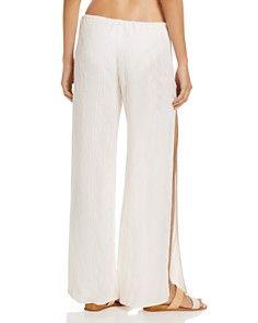 4693801039 BECCA® by Rebecca Virtue - Desert Vibes Swim Cover-Up Pants | Summer ...