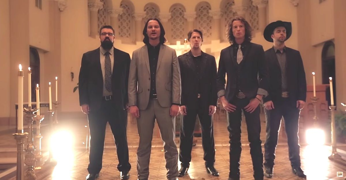 A Cappella Group Home Free Sings Beautiful Version Of Classic ...
