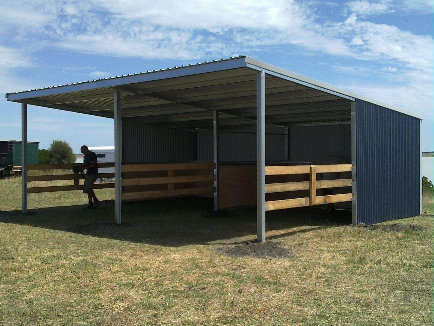 Pin By Kualani Kennedy On Shed Small Horse Barns Horse Shelter Simple Horse Barns