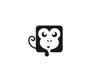 Squared monkey tienda en la playa pinterest monkey logos business cards squared monkey reheart Gallery