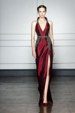 69ae8d37769 Dilek Hanif Fall Winter 2014 2015 Haute Couture Collection