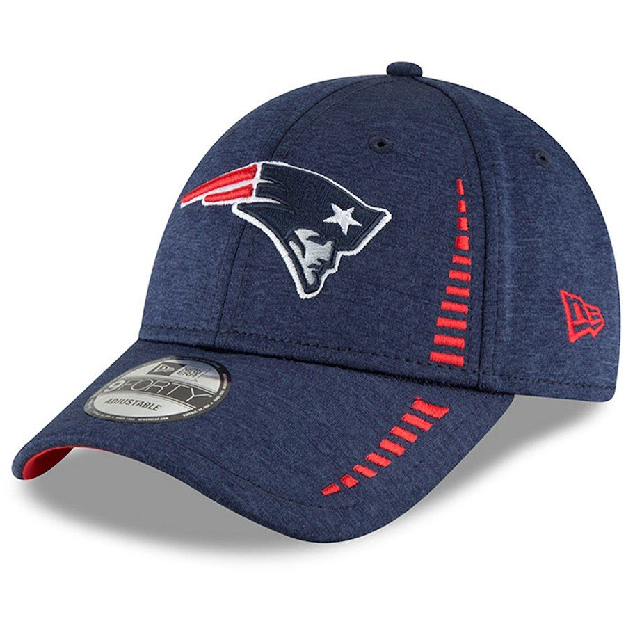 lowest price 8e420 dfa8b Youth New England Patriots New Era Navy Speed 9FORTY Adjustable Shadow Tech  Hat, Your Price   19.99
