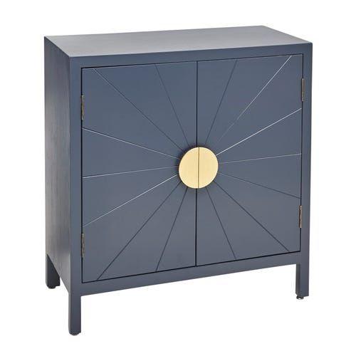 Navy Burst Cabinet   Art deco cabinet, Furniture sale ...