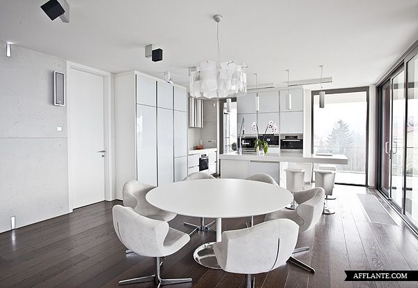 Penthouse Apartment in Budapest // Suto Interior Architects   Afflante.com