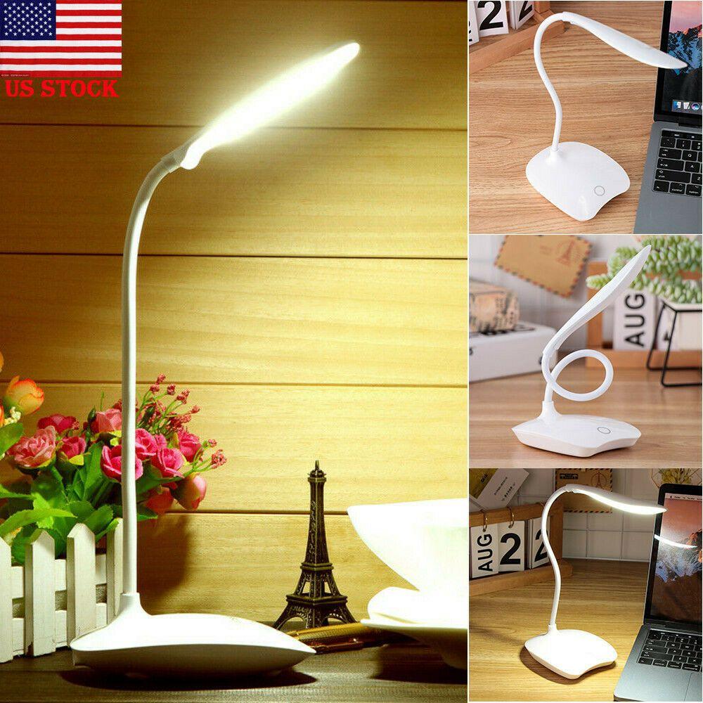 Smart Timing Touch Sensor Cordless Led Light Desk Table Reading Lamp White Usb Table Lamps Ideas Of Table Lamps Tabl Table Reading Lamp Reading Lamp Lamp