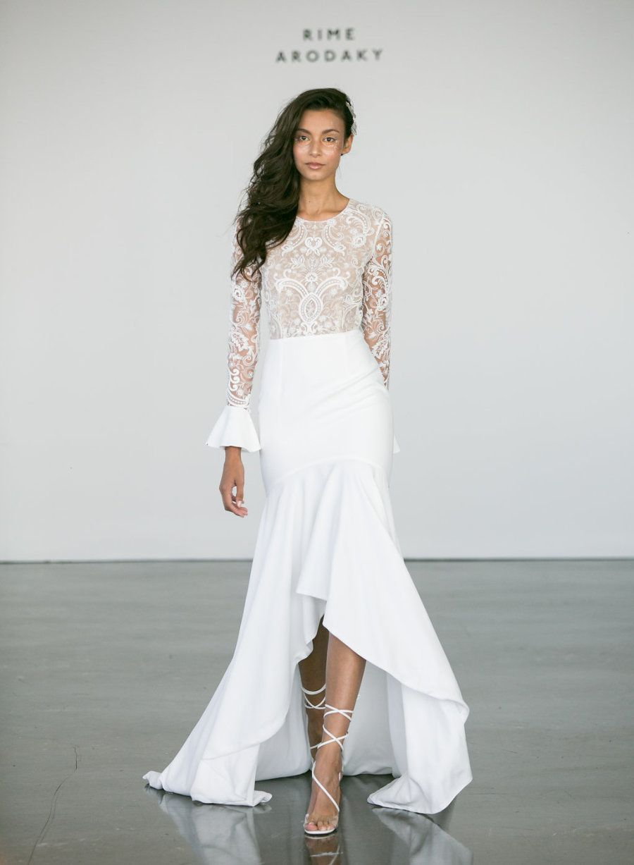 Cool girls take note this wedding gown designer is changing the