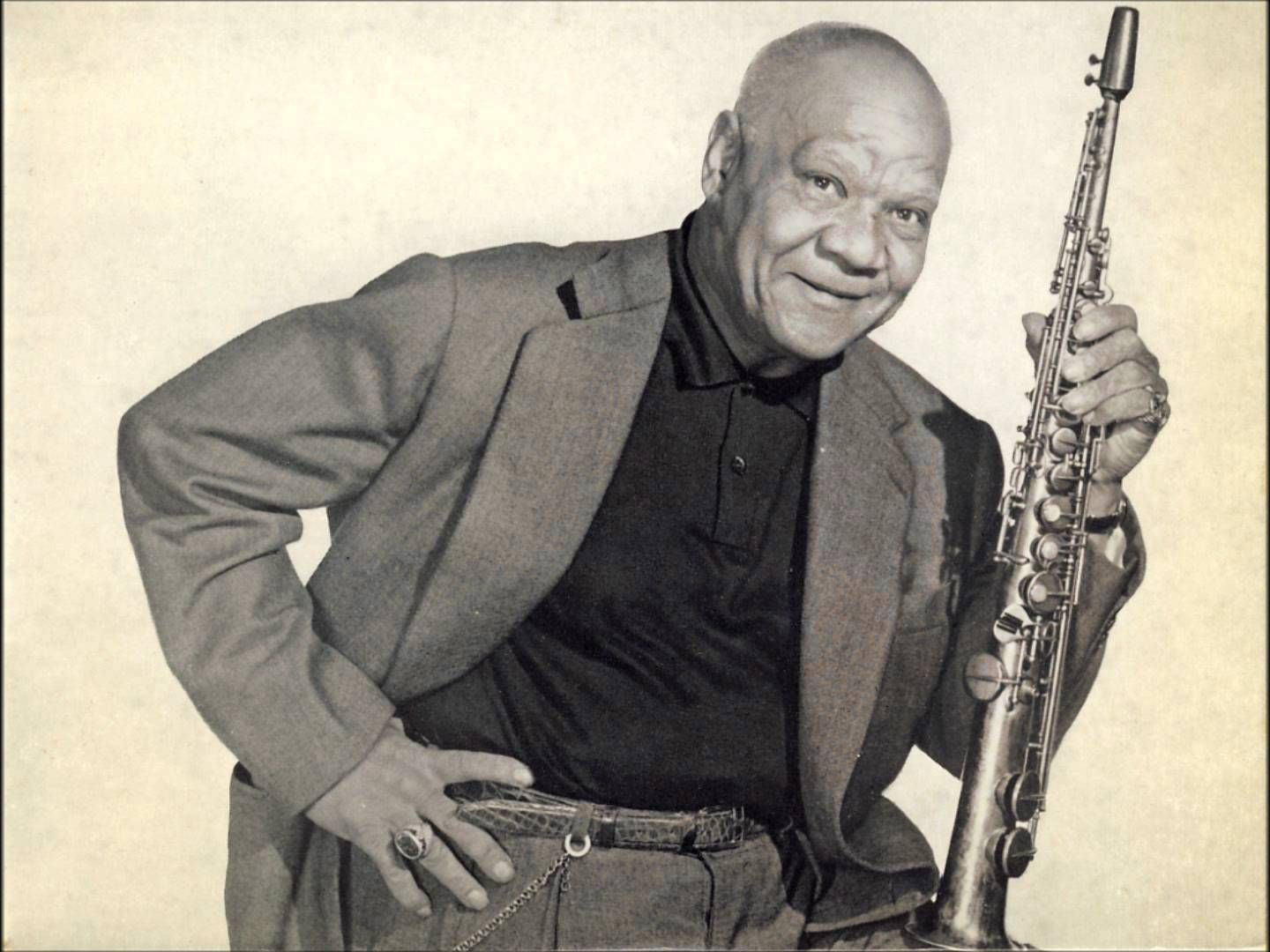 Sidney Bechet - Blues in Paris
