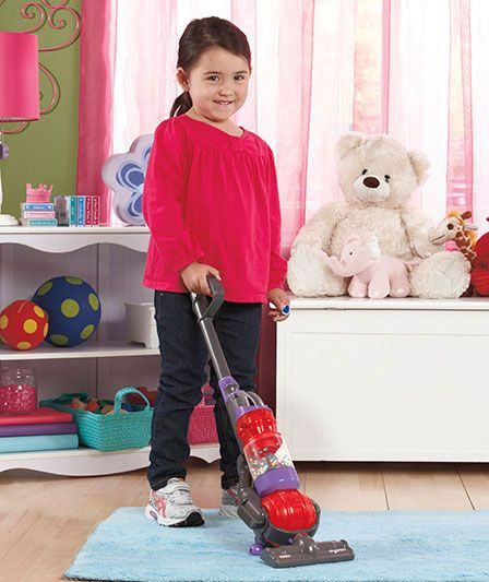dyson ball toy vacuum children 39 s toys toys kids toys lakeside collection. Black Bedroom Furniture Sets. Home Design Ideas