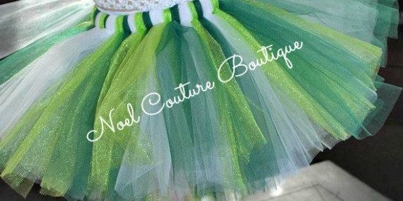Irish Girl St. Patricks Day Tutu by Noel Couture Boutique $21.50
