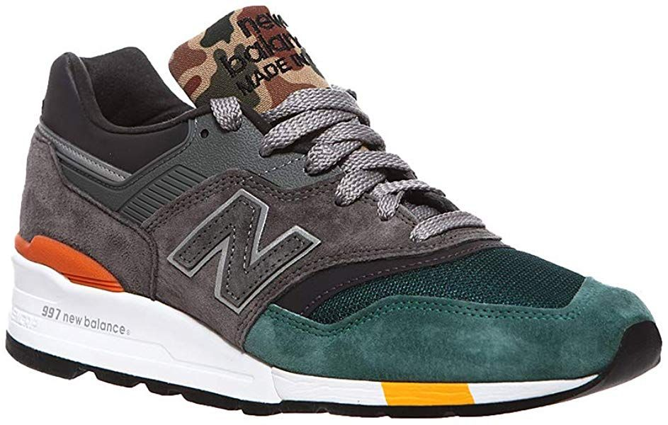 Amazon.com | New Balance MIUSA 997 FTWR | Shoes | Zapatos ...