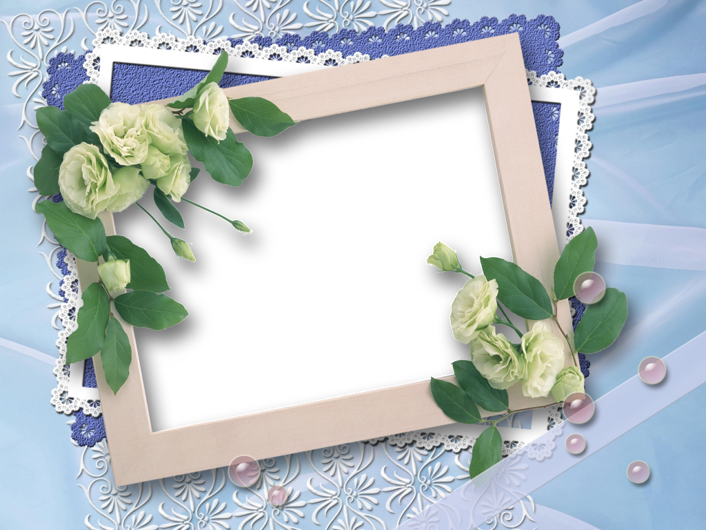 flower background psd wedding album
