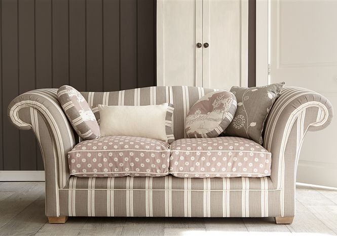 Incroyable Designer Fabric Sofas U2013 Traditional U0026 Classic Upholstered Luxury Sofas    Vanessa Arbuthnott