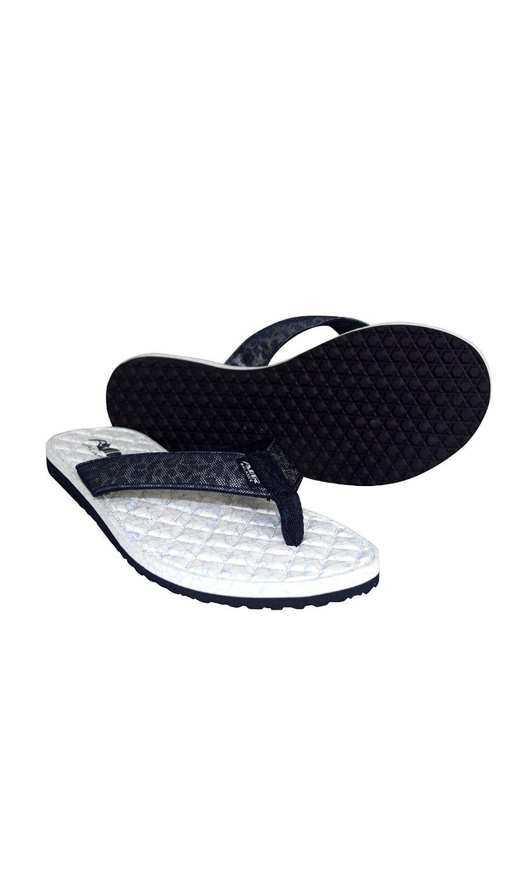 8cacebf5797d Navy Women s Casual Strappy Summer Slipper Shower Sandal Beach Flip Flops