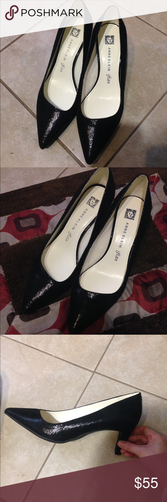 Anne Klein shoes size 7.5 New. Gorgeous. Can ask for the price you want. Just comment. Anne Klein Shoes Heels