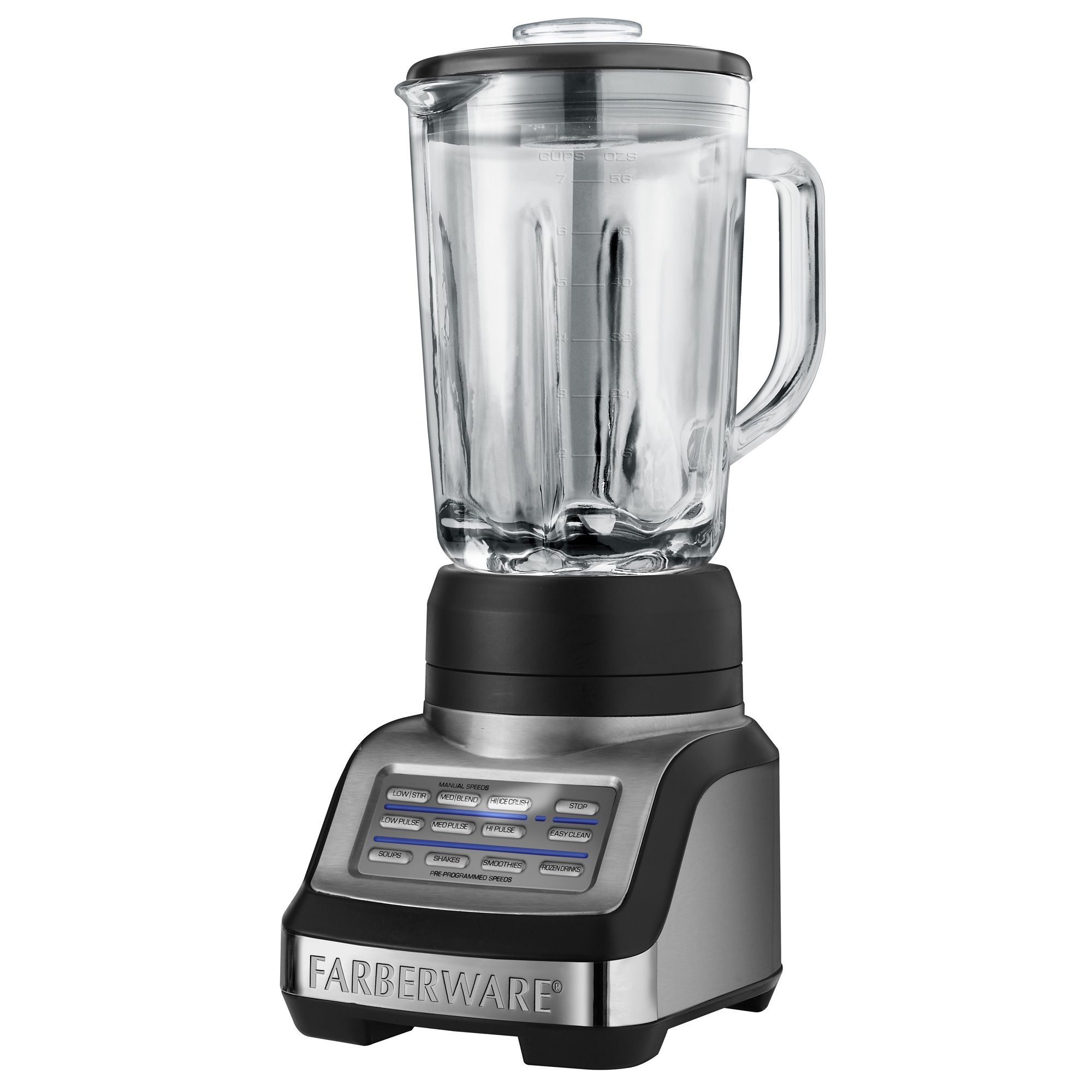 Buy This Farberware 10-speed Blender That Crushes Ice! The