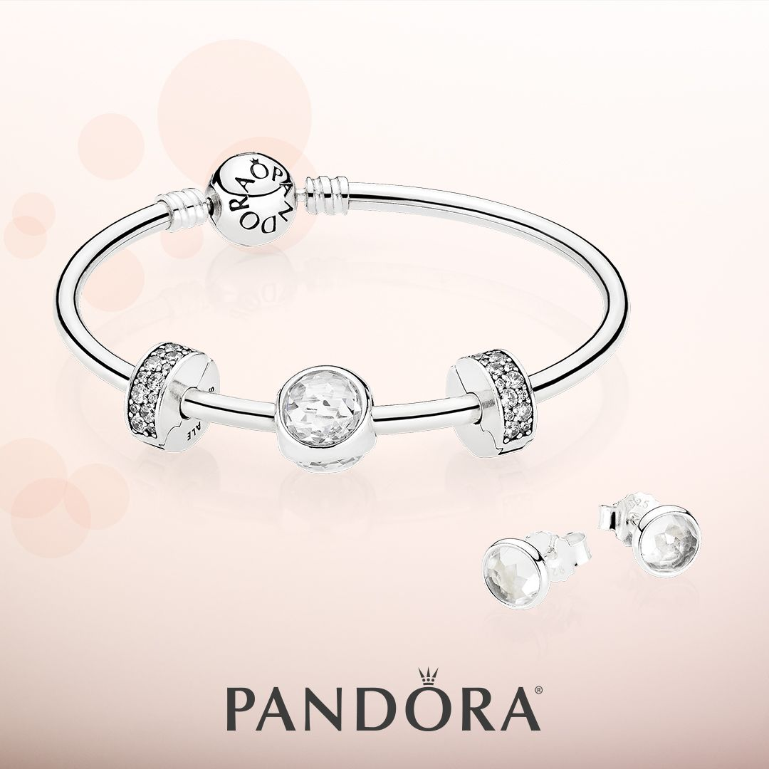 Its Your Shining Month Happy Birthday April Ladies Celebrate Your Day With Pandora Pandorawestland Pandorabracelet Pandora Pandora Bracelet Pandora Charms