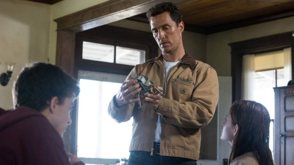 The new 'Interstellar' trailer is fantastic, but you need this secret key to watch it