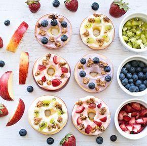 21 Ideas De Bowls De Frutas Bowls De Frutas Comida Saludable Comida