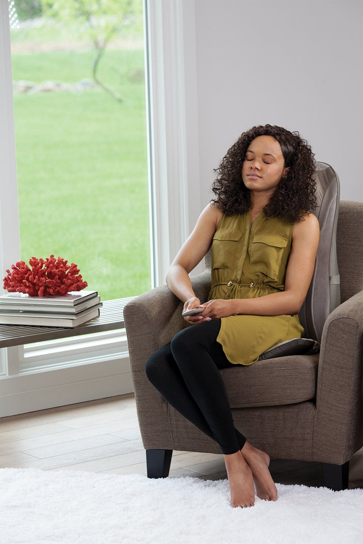 Homedics Mcsa 840ha Shiatsu Elite Massage Cushion With Heat