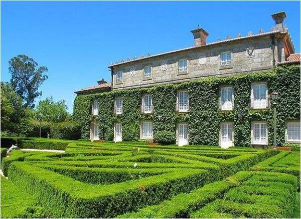 Pazo Qui 241 Ones De Le 243 N Gardens From Galicia Spain