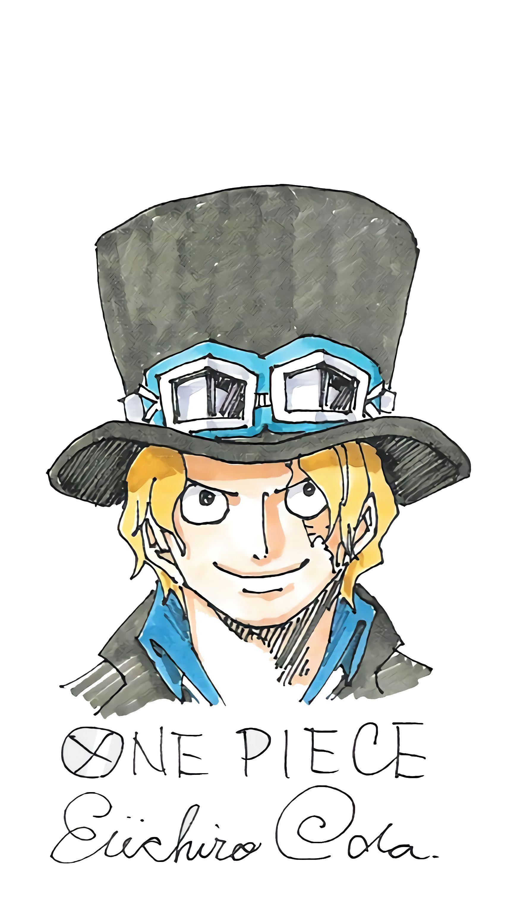 Sabo One Piece Onepiece Sabo Eiichirooda Onepiece イラスト サボル 可愛いイラスト