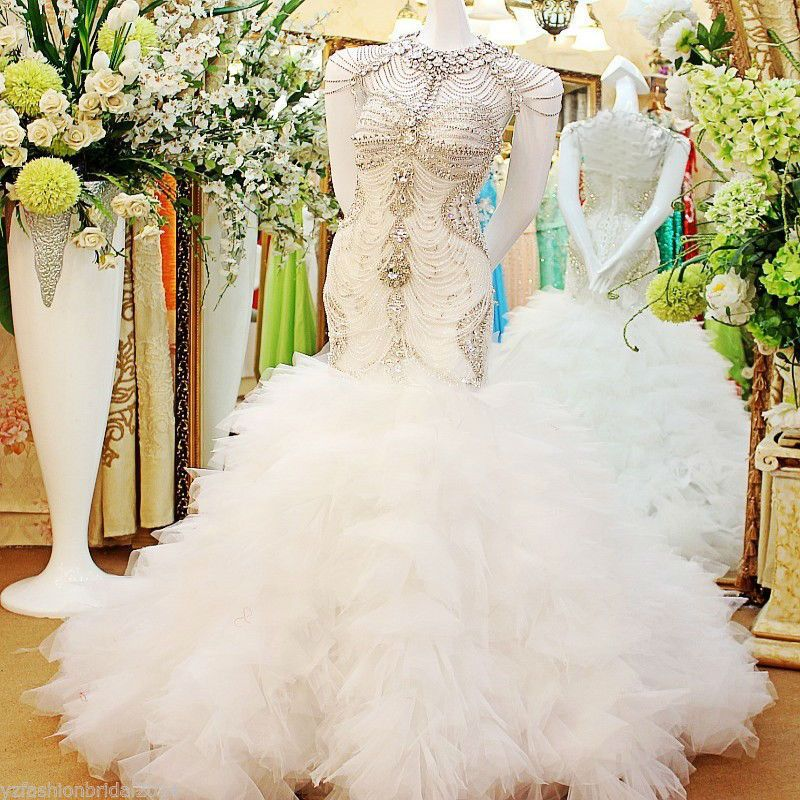 Cheap Wedding Dresses Madison Wi: The Epitome Of Sheer Romance, This Elegant Beautiful Gown