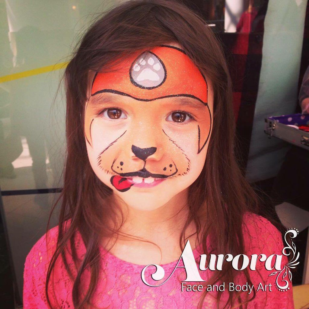 Image Result For Paw Patrol Face Paint Zuma