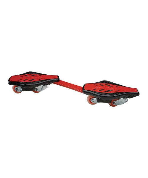 Two ways to ride! Carve like a RipStik or ride like an inline skater
