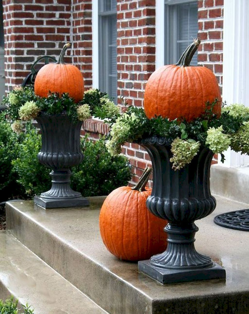 80 + CREEPY OUTDOOR HALLOWEEN DECORATION IDEAS Gardening - Pinterest Outdoor Halloween Decorations