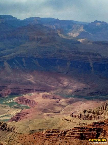 Captured At The South Rim Of The Grand Canyon On May 7th