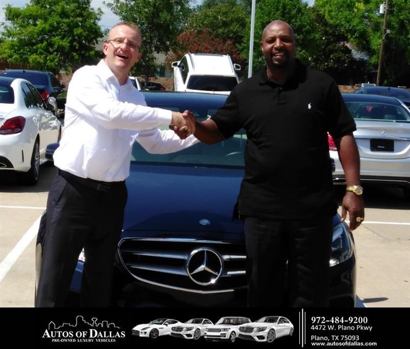 Autos of Dallas Customer Review Thank you again Robert Reckendorf ...