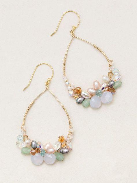 Persephone Earrings – Holly Yashi