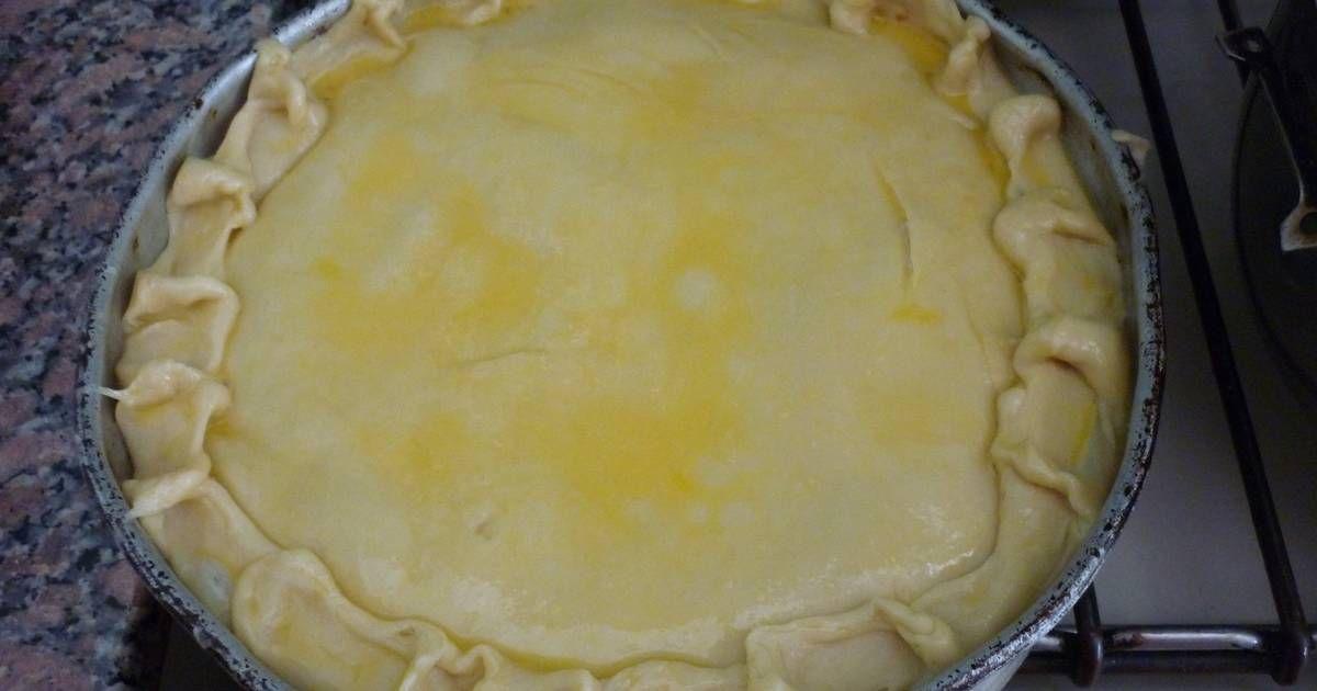 Fabulosa receta para Masa para pascualina de doña Petrona. Receta muy rica la tarta queda buenísima. La medidas es para una tarta pascualina o para una tarta de verdura.