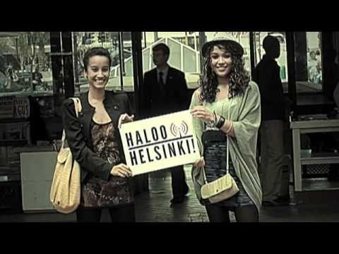 Haloo Helsinki Maailman Toisella Puolen