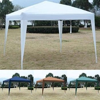 Tangkula Tent 10 X 10 Ez Pop Up Canopy Party Tent Pop Up Canopy Tent Gazebo Canopy Outdoor