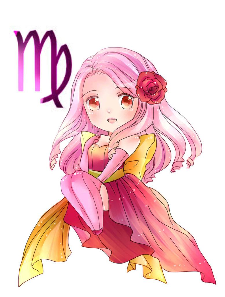 Anime Characters Virgo : Innocent little virgo pinterest zodiac