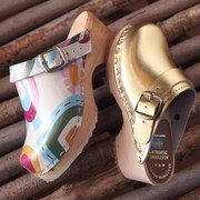 I love clogs on little girls: Cape Clogs event on #zulily today!