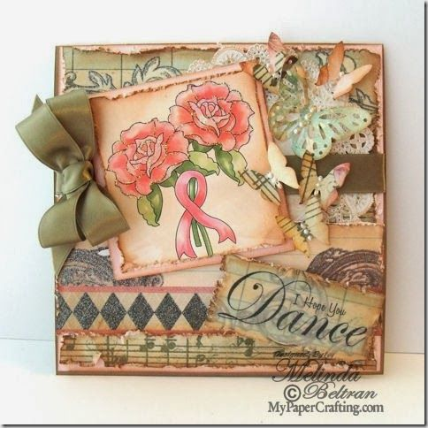 DCWV Card using Primrose Stack. http://www.mypapercrafting.com/2013/10/dcwv-primrose-stack-bccard.html