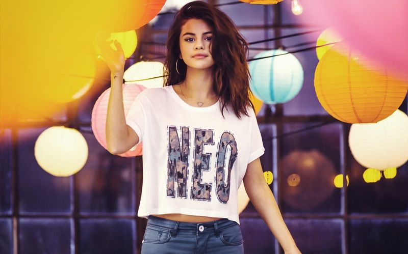 Selena Gomez: La Collection Adidas NEO Label Summer 2015