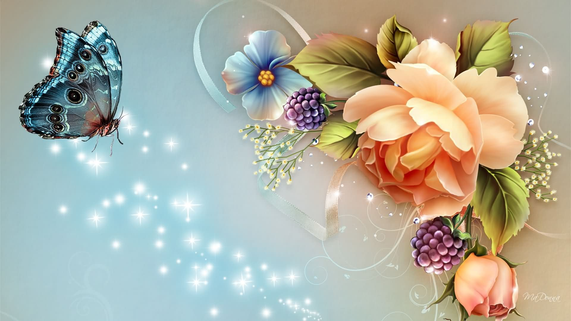 Very Beautiful Flower Wallpapers For Facebook WallpaperHDwiki