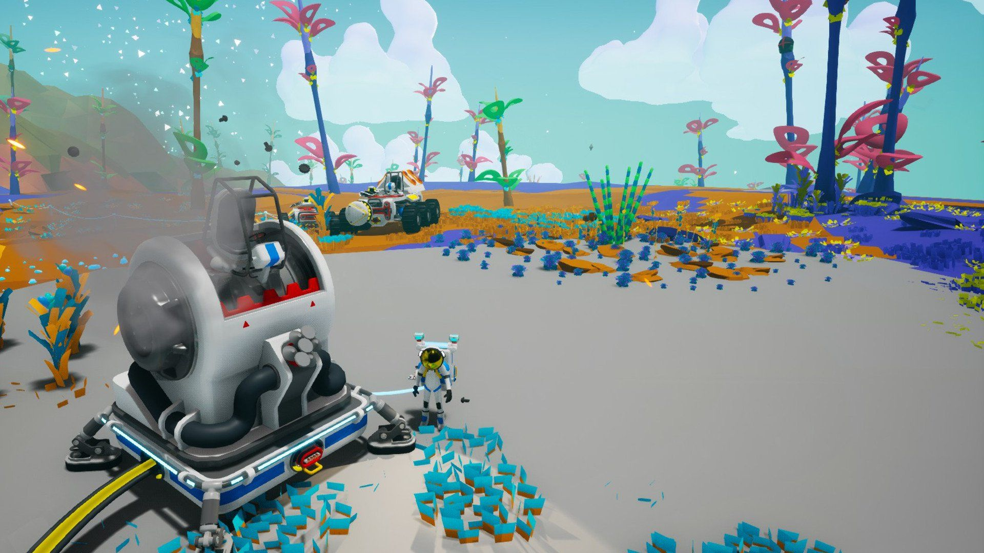 Shred Items For Scrap In The Astroneer 0 9 Update! | Gaming Articles