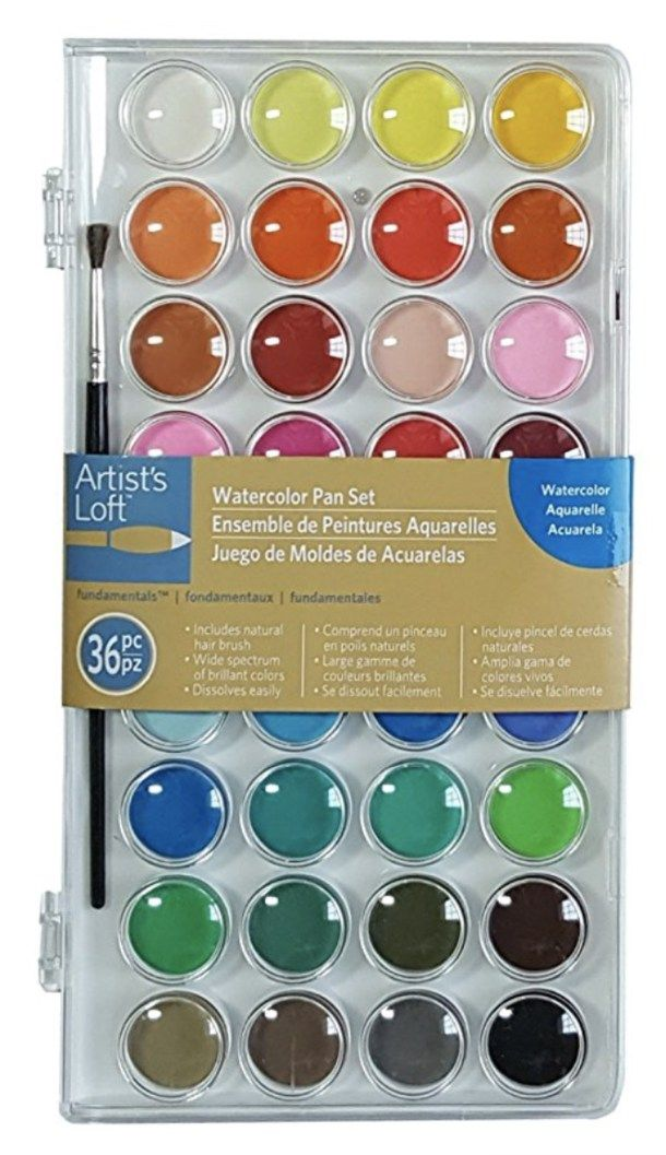 Crayola Watercolor Washable 16 Count 3 Pack By Crayola 9 54