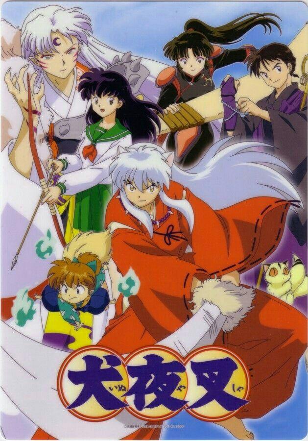 Pin de Ale N.R. en Inuyasha Personajes de anime