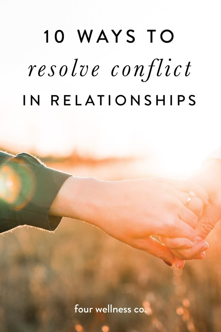 10 Ways to Overcome Conflict in Relationships