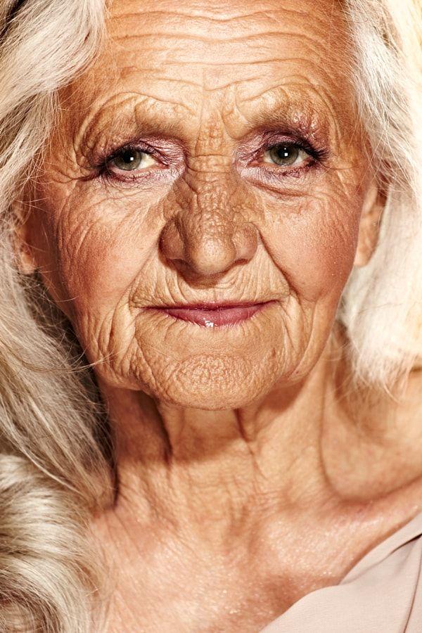 Sehr Alte Frauen