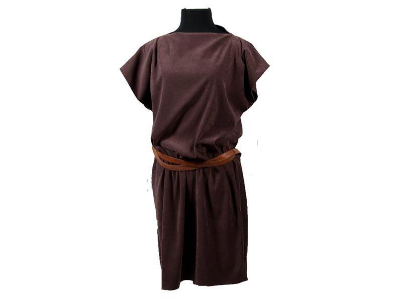 c87f976b5 Túnica romana corta   Siglo II aC - V   Edad Antigua - Grecia y Roma ...