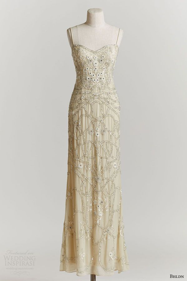 BHLDN Spring 2015 Wedding Dresses | 2015 wedding dresses, 1920s ...