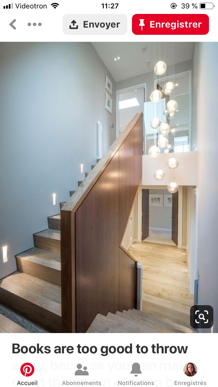 wandeinbauleuchten treppe