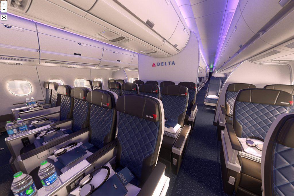 Delta Upgrades Boeing 777s With Delta e Suites Seat Map Airways Magazine